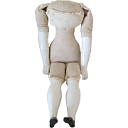 Cloth Body for Your China Head Doll