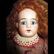 Stunning Heubach Doll with Arresting Eyes