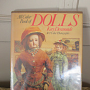 Wonderful Doll Reference Book by Kay Desmonde - Super Photos