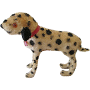 Miniature Doll House Dalmatian Dog - Nice Vintage Piece