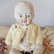 Darling Bisque Baby Doll - Cute Little Guy