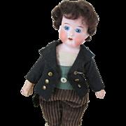 Sweet Heubach Koppelsdorf Boy Doll - Adorable Little Lad