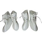2 Pair of Replacement Doll Shoes