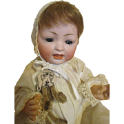 ON HOLD FOR ADRIENNE - Antique Kestner 152 Bisque Head Baby Doll