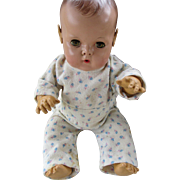 Vintage Flannel PJ's for your Dy-Dee Baby