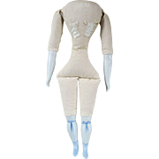 China Head Replacement Doll Body with China Arms and Legs