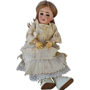 Pretty French Limoges Bisque Head Doll - TLC