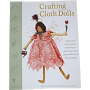 """Crafting Cloth Dolls"" Book by Miriam Christensen Gourley"
