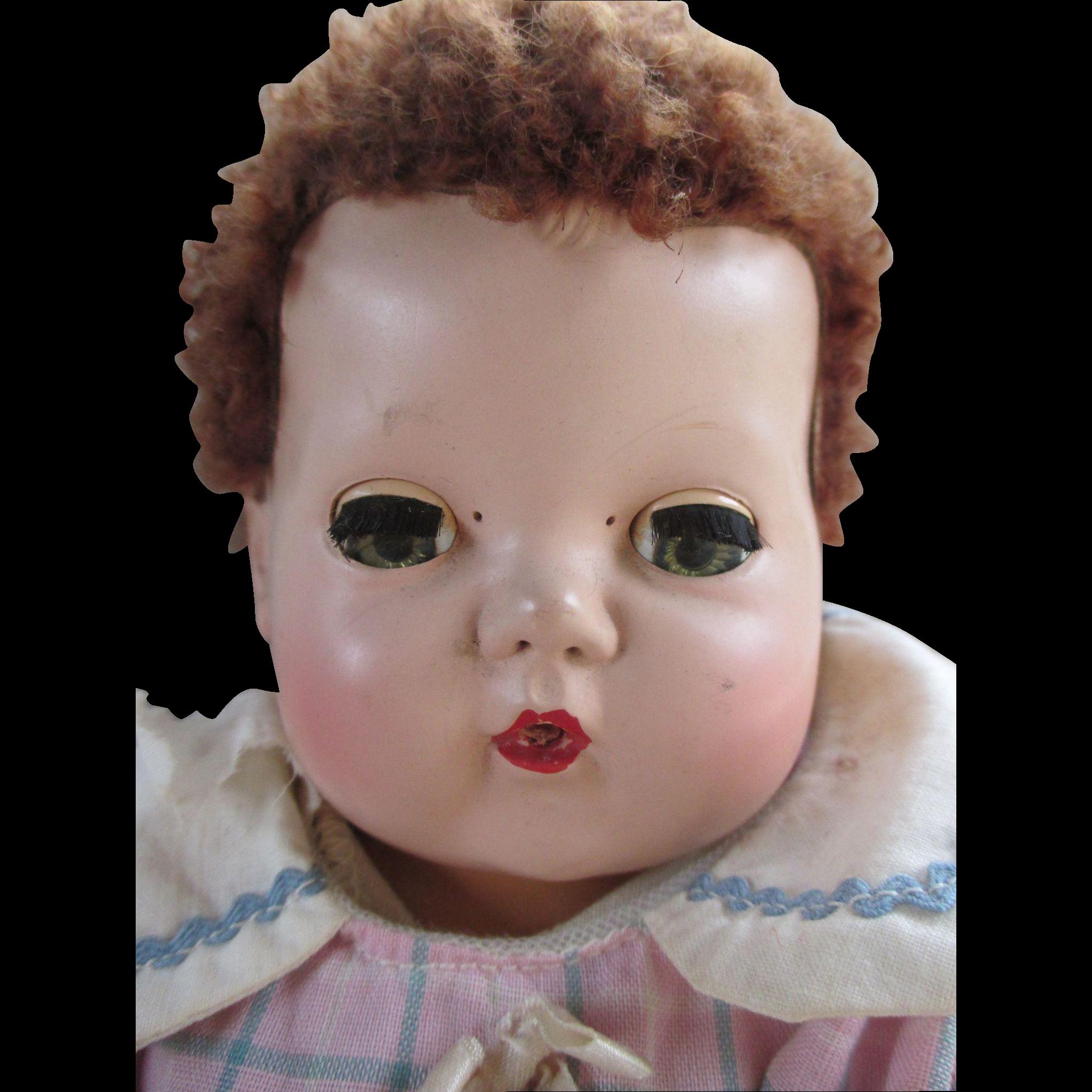 Vintage Tiny Tears Doll 50