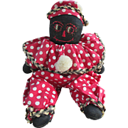Delightful Black Folk Art Doll