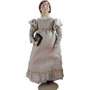 Beautiful Artist Sculpted Doll - Jane Austin by Shirley White