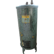 Tin Bank Rex Litho Water Heater