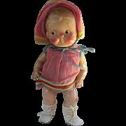 Vintage Campbell's Soup Petite Composition Doll