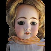 Stunning Antique Bisque Head Doll
