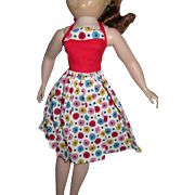 Vintage Sun Dress for Your Cissy Doll