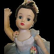 Stunning Vintage Elise Doll by Madame Alexander