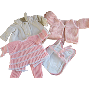 Vintage Clothes For Dy-Dee Baby