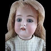 Stunning Simon Halbig K Star R Bisque Head Doll
