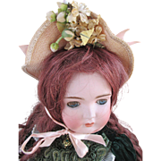 Vintage Doll Bonnet for your Doll
