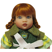 Precious Helen Kish Riley Leprechaun Doll