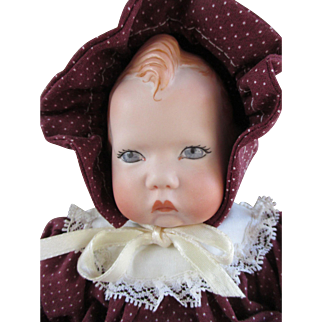 1987 Convention Baby Doll, Mary by Linda Steel