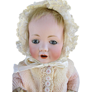 "Antique Bisque Head Hilda Baby - Kestner's ""HILDA"" baby doll"