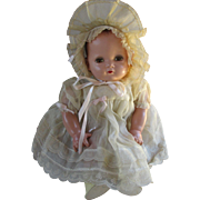1946 Ideal Plassie Doll - All Original