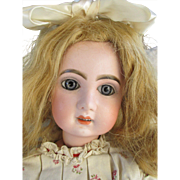 Tete Jumeau - French Doll - Beautiful Antique French Tete Jumeau Doll
