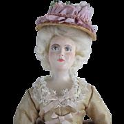Marie Antoinette Doll By Artist Shirley White