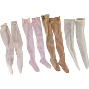 Vintage Stockings For Your Cissy Doll or Miss Revlon Doll