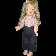 Vintage Mary Jane Doll