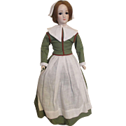 Pilgrim Artist Doll