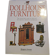 Doll House Furniture Collector's Guide Book by Margaret Towner