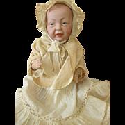 """Tiny 10"""" Antique Kaiser Baby - K star R 100 - So Precious"""