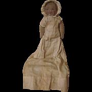 Antique Bruckner Baby Doll