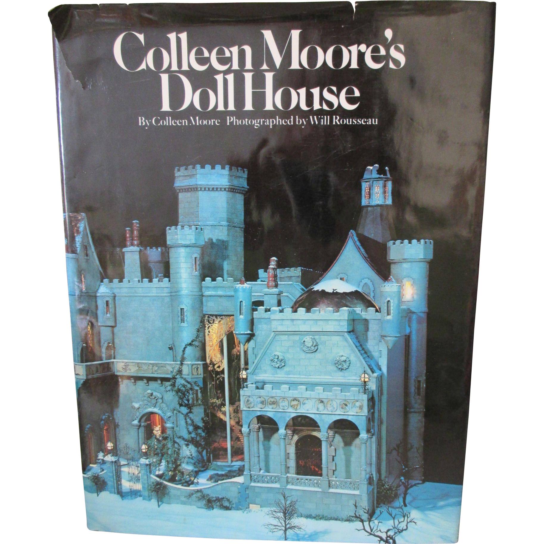 Colleen Moore's Doll House Book From Nostalgicimages On