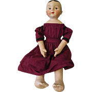 """Izannah Walker"" doll, commissioned by the United States Postal Service"