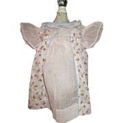 Pink Rosebud Dress For Dy-Dee