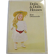Wonderful Doll and Doll House Book by Kay Desmonde