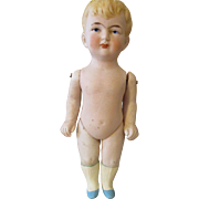 Chunky All Bisque Doll
