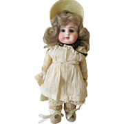 """Sweet 8"""" Bisque Head Belton with Gusseted Body"""