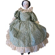 "Sweet 11"" China Head Doll"