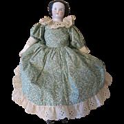"Sweet 11"" China Head Doll"