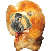 "Tiny Steiff ""PEKY"" Pekingese Dog For Your Doll"