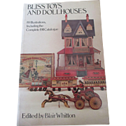 Bliss Toys and Dollhouses book