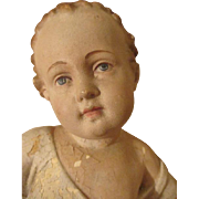 "Stunning Antique 15"" Christ Child"