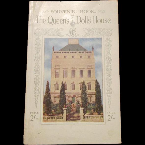 The Queen's Dolls' House Souvenir Book