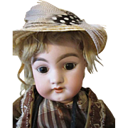 Darling Simon Halbig 1009 DEP Bisque Head Doll
