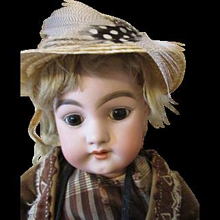 Darling Simon Halbig 1009 DEP Bisque Head Doll