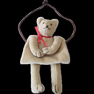 Adorable Bear Hand Muff